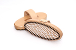 BRUSH NYLON HARD OVAL
