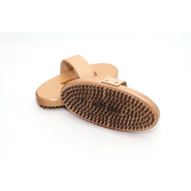 BRUSH HORSE HAIR OVAL